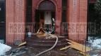 Взрыв или возгарание газа повредили пять домов в подмосковной Балашихе