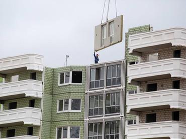 Ростовщики стараются удерживать высокие ставки по проектному финансированию строительства жилья