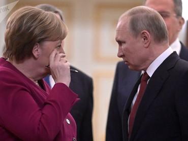 В Германии в результате снижения цен на сырьё рухнули цены на электричество, газ и бензин