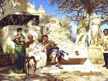 Собянинский суперфиций возвращает нас в Древний Рим