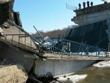 В 2018 году в России обрушилось не менее 50 мостов