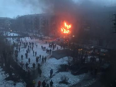 При взрыве бытового газа в МКД Магнитогорска погибли два человека