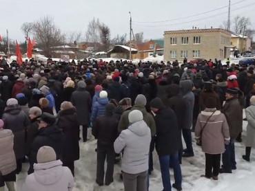 Жители Тульской области выступили  против роста тарифа на мусор