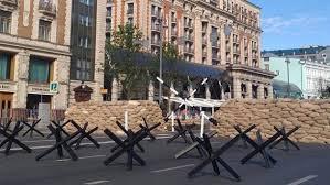 Парковка в Москве стала заградительной