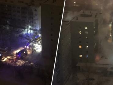 Пожар в 9-этажке Екатеринбурга унёс жизни 8 человек