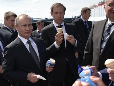 Российская промышленность сползает в рецессию