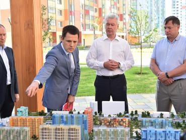 Администрация Собянина не отменила решение о стройке 30-этажек у Курчатовского ядерного центра в Щук