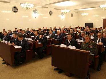 Совет Безопасности России: стратегии социально-экономического и  пространственного развития страны н