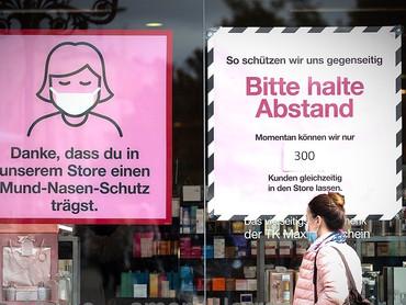 Малые предприятия Германии создали протестное движение *Мы открылись - больше никаких ограничений*