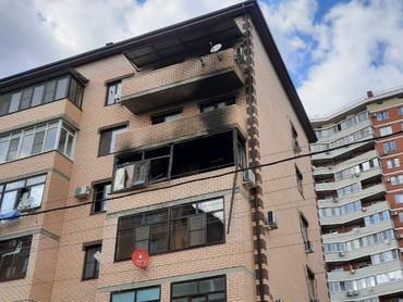 В многоквартирном доме вКраснодаре произошёл взрыв бытового газа