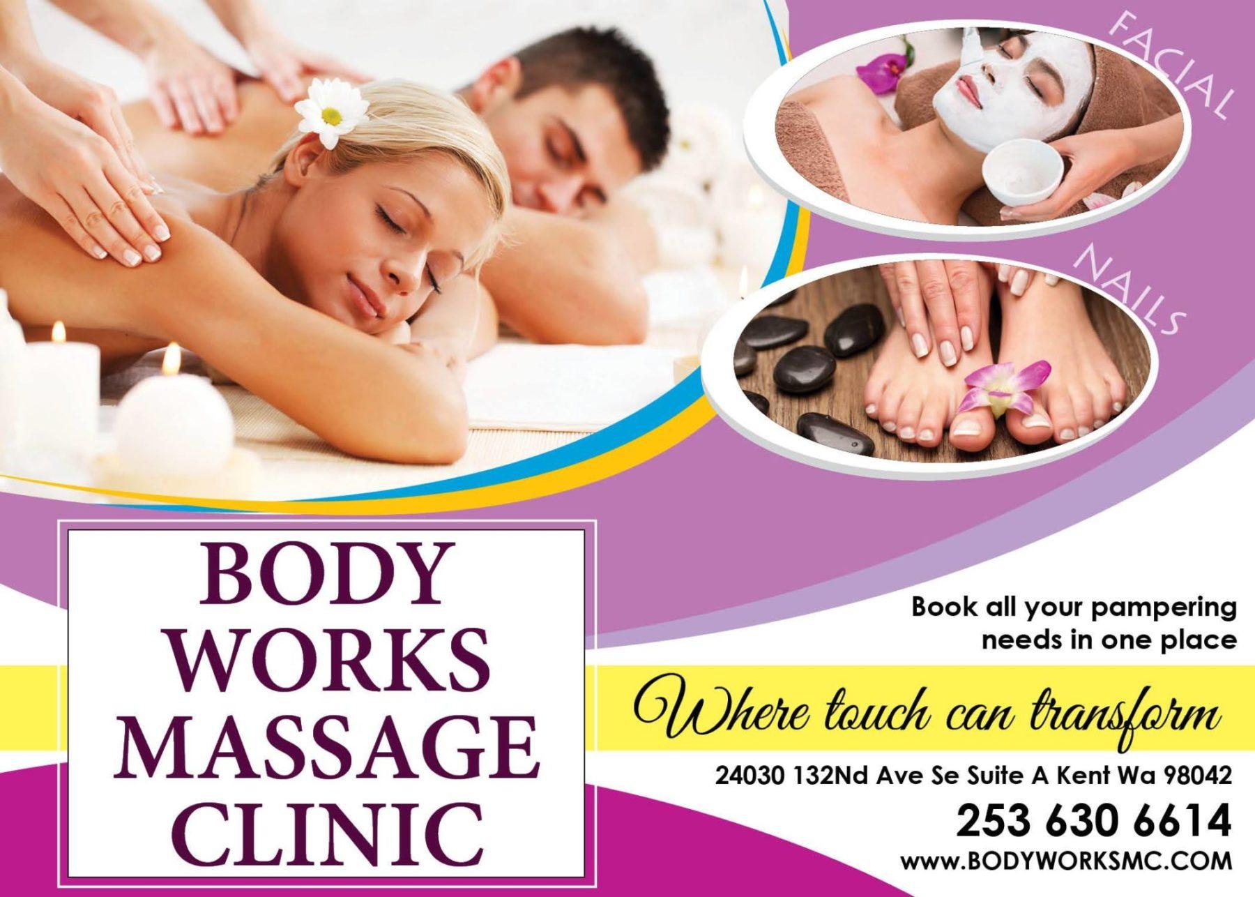 Massage in kent wa