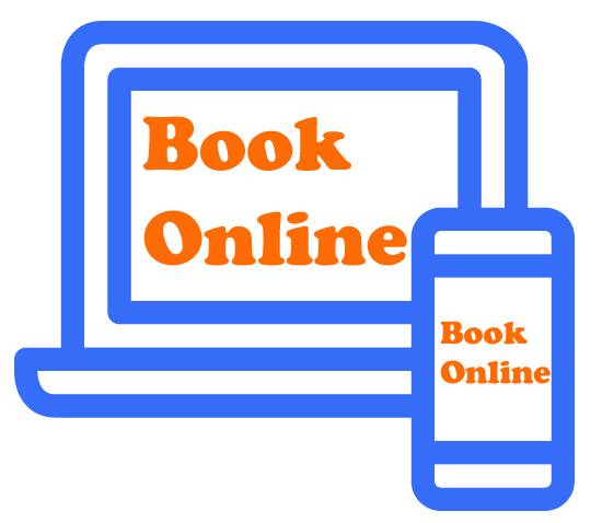 Booking Online is Easier Than Ever!