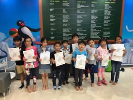 Pingu's English, Plearnary Mall จัดสอบ Cambridge English: Young Learners
