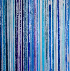 """""""My Blue Raincloud"""" by David Castle"""