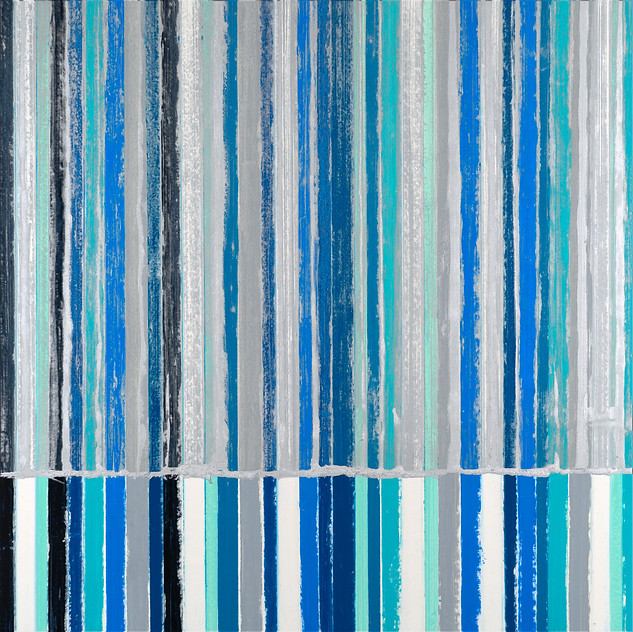 """RGB: Green"" by David Castle"
