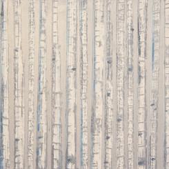 """Winter Aspens No. 5"" by David Castle"