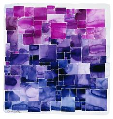 """""""Purple Day"""" by David Castle"""