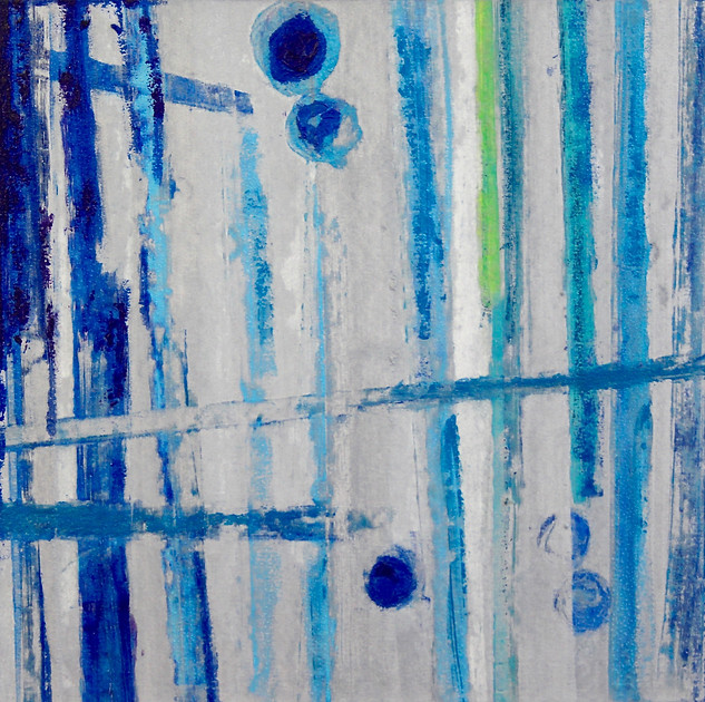 """""""Blue Antidote"""" by David Castle"""