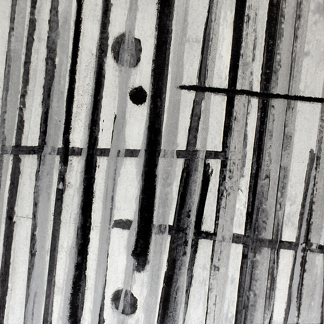 """Dark Beach Crossroads"" by David Castle"
