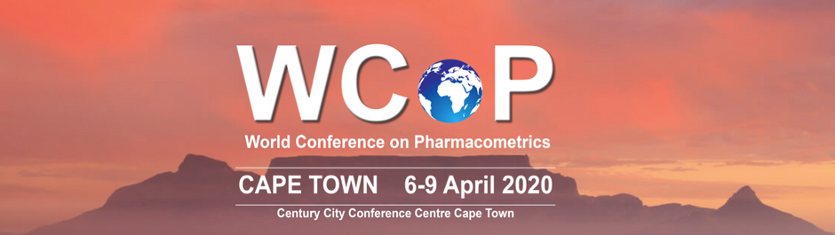 World Conference on Pharmacometrics 2020 :: Register Today!