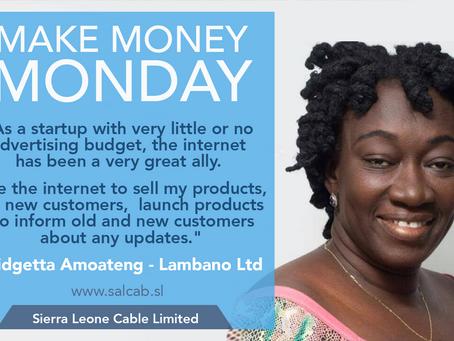 Make Money Monday