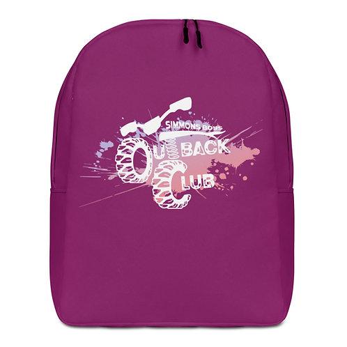 Minimalist Backpack copy