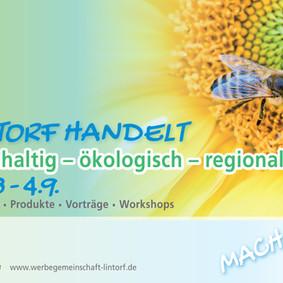 Nachhaltigkeitswoche in Lintorf vom 30.08. bis 04.09.2021