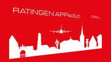 """""""Ratingen APPsolut"""" mit neuem Design und Rheinbahnauftritt"""