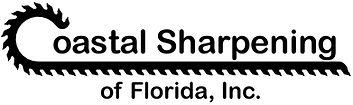 This is the company logo for Coastal Sharpening of Florida, Inc.  Located in Pensacola, Florida