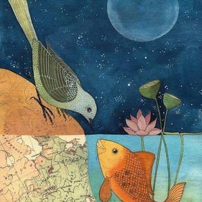 Libra New Moon - Tending Relationship