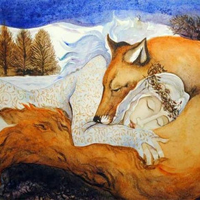 Taurus Full Moon - Loving the Small Animal of our Body