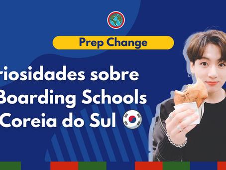 Curiosidades sobre as Boarding Schools da Coreia do Sul