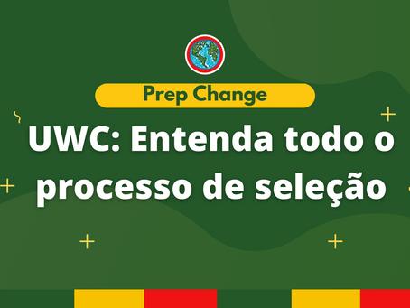 UWC: Entenda o processo de seleção