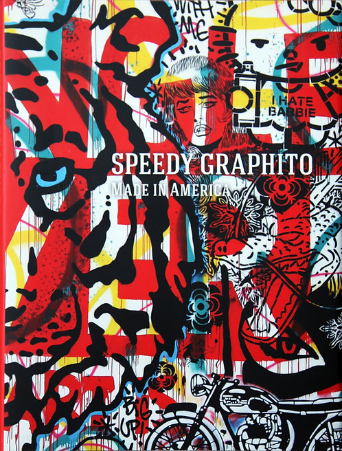 Édition Spéciale - Speedy Graphito Made In America