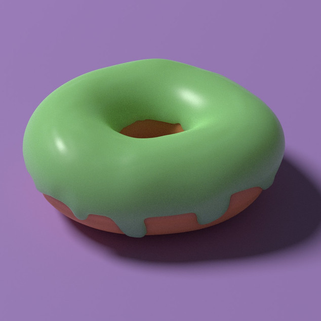 Final Donut Render