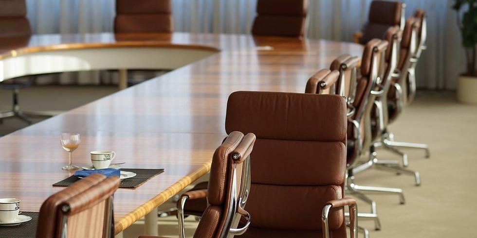 Pfarrgemeinderatssitzung Hinterschmiding