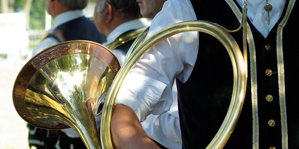 Konzert Jagdhornbläser