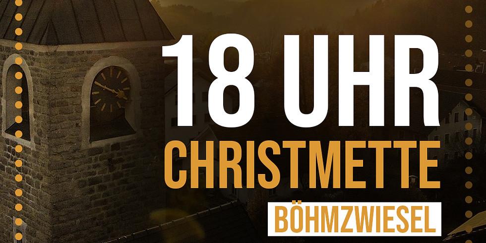 Christmette Böhmzwiesel