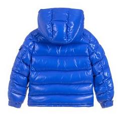 Montclair jacket back