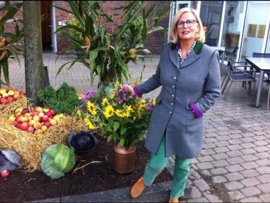 Unsere Betreiberin Ingeborg Witt