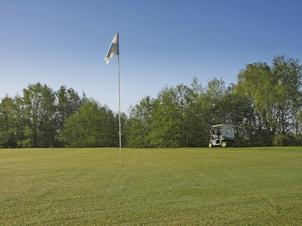 Golfplatz Op de Niep geöffnet!