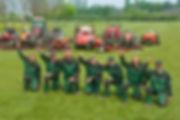 Unsere Greenkeeper - immer im Einsatz