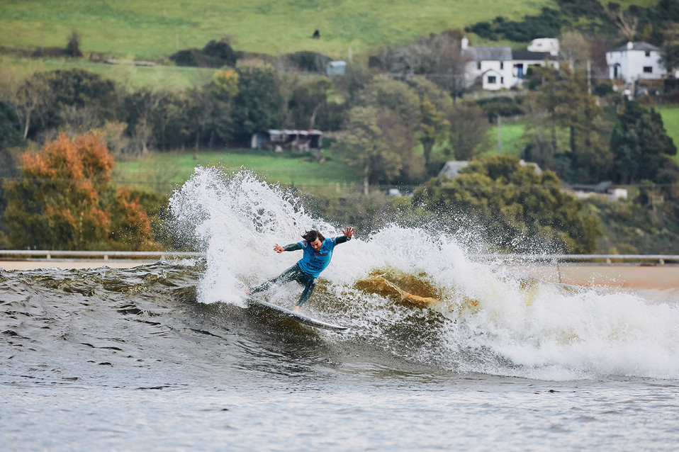 UK Pro Surf Tour - Adventure Parc Snowdonia