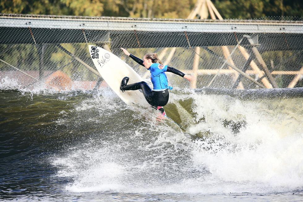 UK Pro Surf Tour - Action Sports Surf Photography