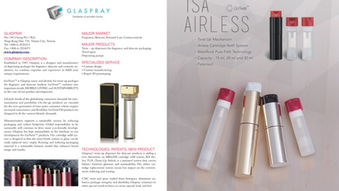 Twist-Up / GoTwist™ & ISA AIRLESS : BEAUTY PACKAGING  Magazine March 2016