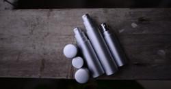 Aluminum Travel Spray