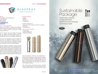 SUSTAINABLE PACKAGE