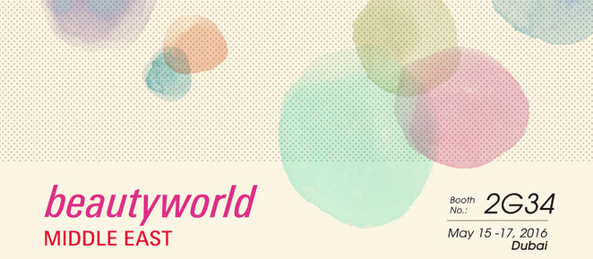 beautyworld MIDDLE EAST / Booth No.: 2G34