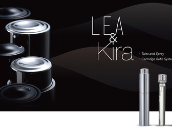 New Product Launch : LEA & KIRA Twist and Spray