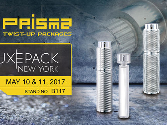LUXEPACK NEW YORK 2017 STAND NO. B117